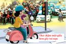 Viết đoạn văn về vấn đề an toàn giao thông