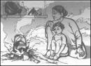 """Viết đoạn văn cảm nhận về hình ảnh người bà trong bài thơ """"Bếp lửa"""""""