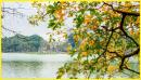 Bình giảng khổ thơ thứ hai trong Đây mùa thu tới của Xuân Diệu