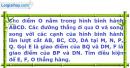 Bài 22 trang 9 SBT Hình học 10 Nâng cao