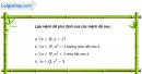 Bài 1.14 trang 9 SBT Đại số 10 Nâng cao