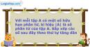 Bài 1.31 trang 11 SBT Đại số 10 Nâng cao