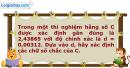 Bài 1.40 trang 12 SBT Đại số 10 Nâng cao