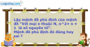 Bài 1.43 trang 13 SBT Đại số 10 Nâng cao