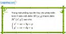 Bài 17 trang 7 SBT Hình Học 11 nâng cao