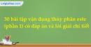 30 bài tập vận dụng thủy phân este có đáp án và lời giải chi tiết (phần 1)