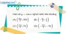 Bài 1.53 trang 17 SBT Đại số và Giải tích 11 Nâng cao