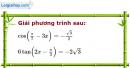 Bài 1.61 trang 18 SBT Đại số và Giải tích 11 Nâng cao