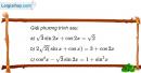 Bài 1.63 trang 19 SBT Đại số và Giải tích 11 Nâng cao