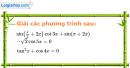 Bài 1.64 trang 19 SBT Đại số và Giải tích 11 Nâng cao