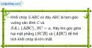 Bài 34 trang 10 SBT Hình học 12 Nâng cao