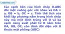 Bài 59 trang 13 SBT Hình học 12 Nâng cao