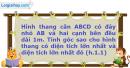 Bài 1.23 trang 14 SBT Giải tích 12 Nâng cao
