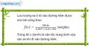 Bài 1.29 trang 16 SBT Giải tích 12 Nâng cao