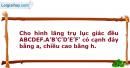 Bài 25 trang 59 SBT Hình học 12 Nâng cao