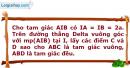 Bài 47 trang 63 SBT Hình học 12 Nâng cao