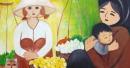 Viết đoạn văn cảm nhận về tình yêu thương mẹ của bé Hồng trong đoạn trích Trong lòng mẹ Nguyên Hồng