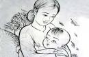 """Viết đoạn văn diễn dịch cảm nhận về tình yêu thương mẹ của bé Hồng trong đoạn trích """"Trong lòng mẹ"""" Nguyên Hồng"""