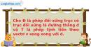 Bài 67 trang 16 SBT Hình học 11 Nâng cao