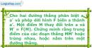 Bài 69 trang 16 SBT Hình học 11 Nâng cao