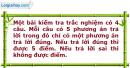 Bài 2.70 trang 71 SBT Đại số và Giải tích 11 Nâng cao
