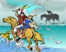 Tổng hợp 5 cách mở bài cho tác phẩm Truyện An Dương Vương và Mị Châu - Trọng Thủy