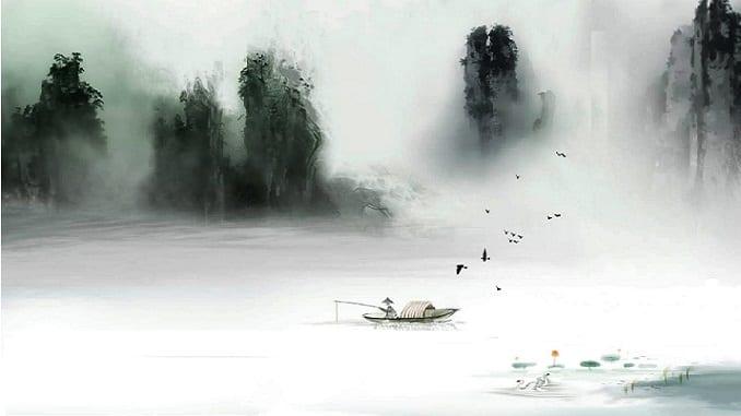 Vẻ đẹp của bàn thơ câu cá mùa thu- CungHocVui