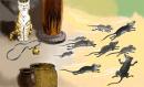Viết đoạn văn suy nghĩ về nhân vật Chuột Cống trong truyện Đeo nhạc cho mèo