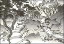 """Viết đoạn văn 8 câu cảm nhận về bức tranh thiên nhiên trong """"Bài ca Côn Sơn"""""""