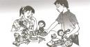 Tổng hợp các cách kết bài cho tác phẩm Cuộc chia tay của những con búp bê