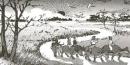 Tổng hợp 5 cách kết bài cho tác phẩm Buổi chiều đứng ở phủ Thiên Trường trông ra