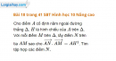 Bài 18 trang 41 SBT Hình học 10 Nâng cao
