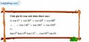 Bài 2 trang 38 SBT Hình học 10 Nâng cao