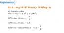 Bài 3 trang 38 SBT Hình học 10 Nâng cao