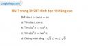 Bài 7 trang 39 SBT Hình học 10 Nâng cao
