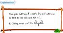 Bài 55 trang 47 SBT Hình học 10 Nâng cao