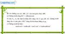 Bài 67 trang 49 SBT Hình học 10  Nâng cao