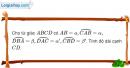 Bài 69 trang 49 SBT Hình học 10 Nâng cao