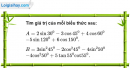 Bài 82 trang 51 SBT Hình học 10 Nâng cao
