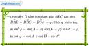 Bài 88 trang 51 SBT Hình học 10 Nâng cao
