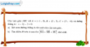 Bài 26 trang 104 SBT Hình học 10 Nâng cao