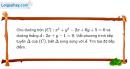 Bài 53 trang 108 SBT Hình học 10 Nâng cao