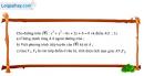 Bài 54 trang 108 SBT Hình học 10 Nâng cao