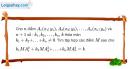 Bài 57 trang 109 SBT Hình học 10 Nâng cao