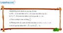Bài 61 trang 111 SBT Hình học 10 Nâng cao