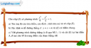 Bài 65 trang 112 SBT Hình học 10 Nâng cao