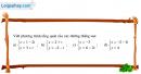 Bài 14 trang 102 SBT Hình học 10 Nâng cao