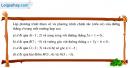 Bài 16 trang 102 SBT Hình học 10 Nâng cao