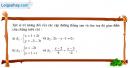 Bài 18 trang 102 SBT Hình học 10 Nâng cao