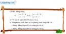 Bài 19 trang 103 SBT Hình học 10 Nâng cao